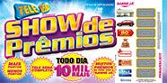 Cartela da campanha de São João 2015